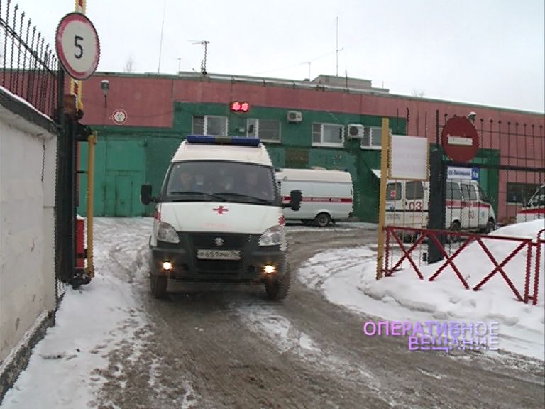 Очередное нападение на врачей скорой помощи в Ярославле