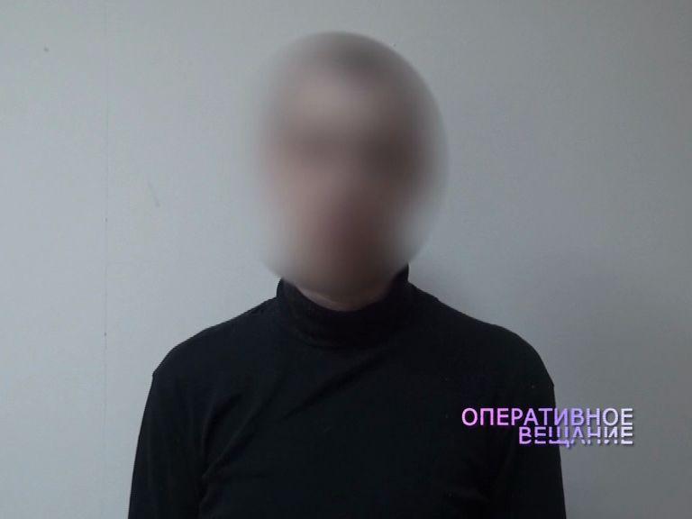 На Перекопе задержали мужчину с наркотиками