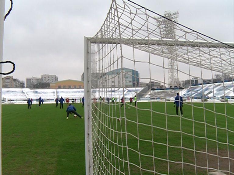 «Шинник» начал подготовку к матчу с «Тосно»