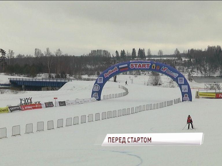 В Рыбинске пройдет традиционный Деминский лыжный марафон