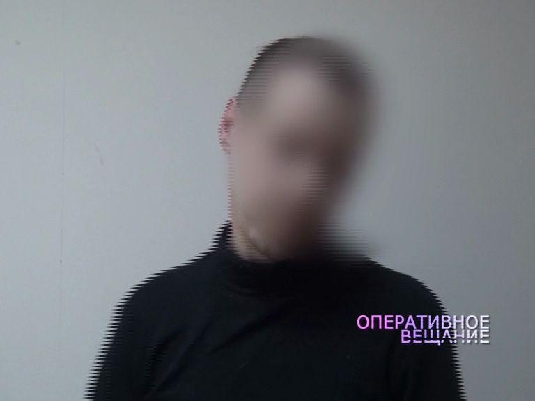 На улице Нефтяников задержали мужчину с героином