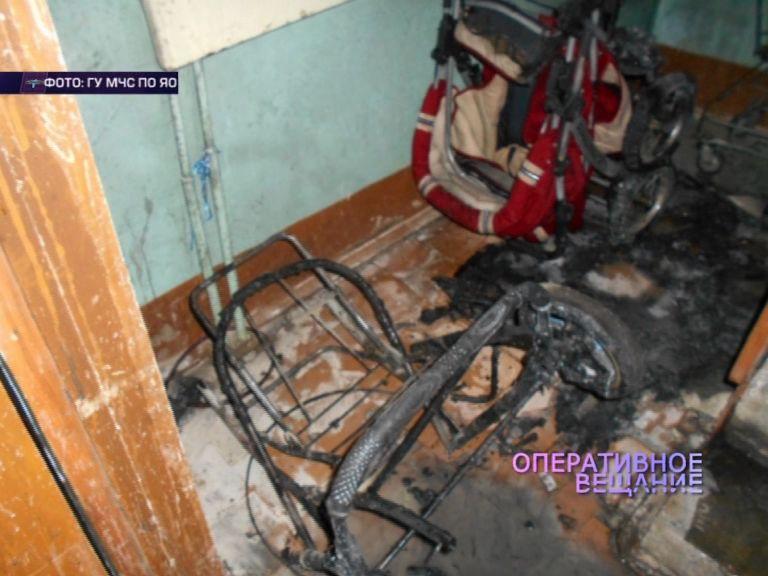 Ростовский пироман за поджоги детских колясок получил условный приговор