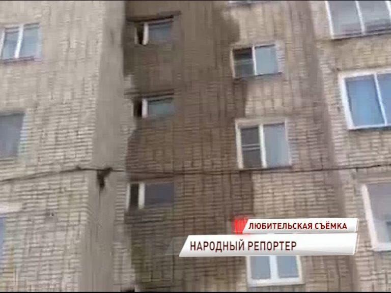 В Ростове дом «промок» насквозь