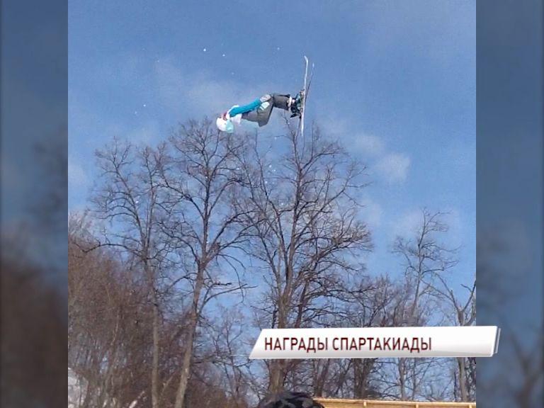 Ярославские лыжные акробаты вернулись с наградами с Зимней спартакиады учащихся России