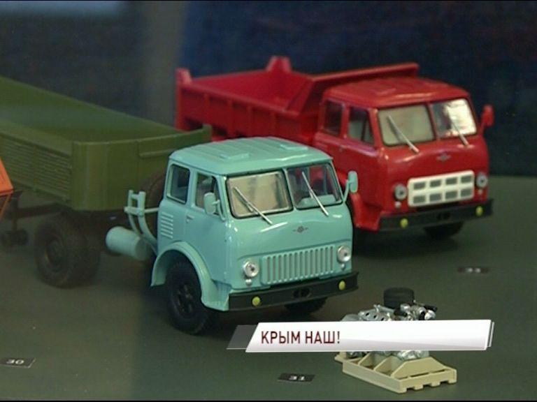 На Советской площади пройдет выставка старинных автомобилей