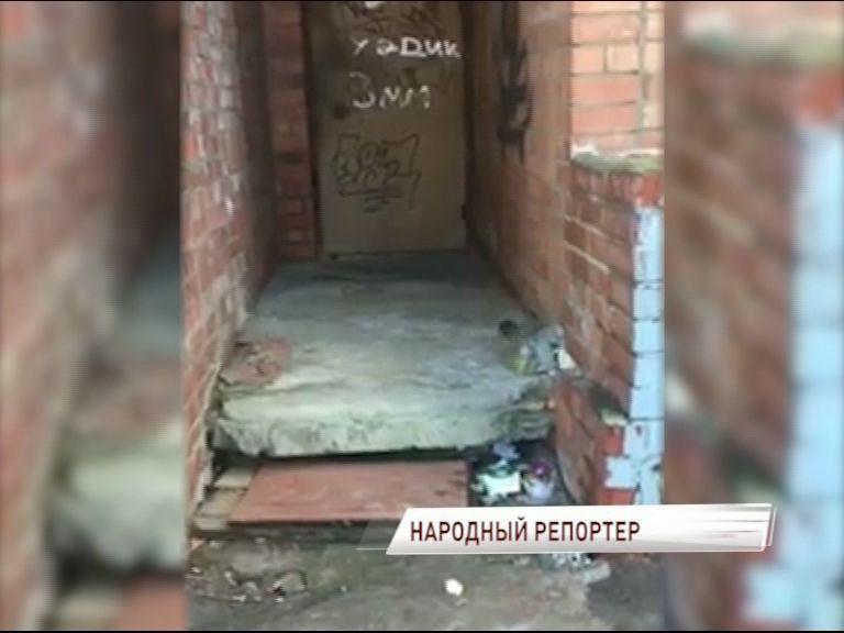 ВИДЕО: Крысы атакуют ярославскую многоэтажку