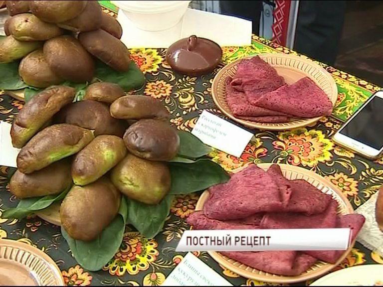Фестиваль постных блюд: пироги из шпината, бездоржжевой хлеб и чай из моркови