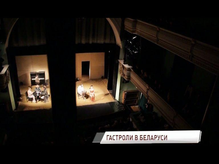 Волковский на гастролях в Могилеве показал «Месяц в деревне»