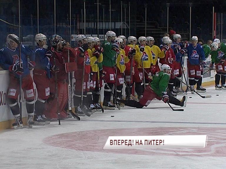 «Локомотив» завершил подготовку к играм со СКА и отправляется в Санкт-Петербург