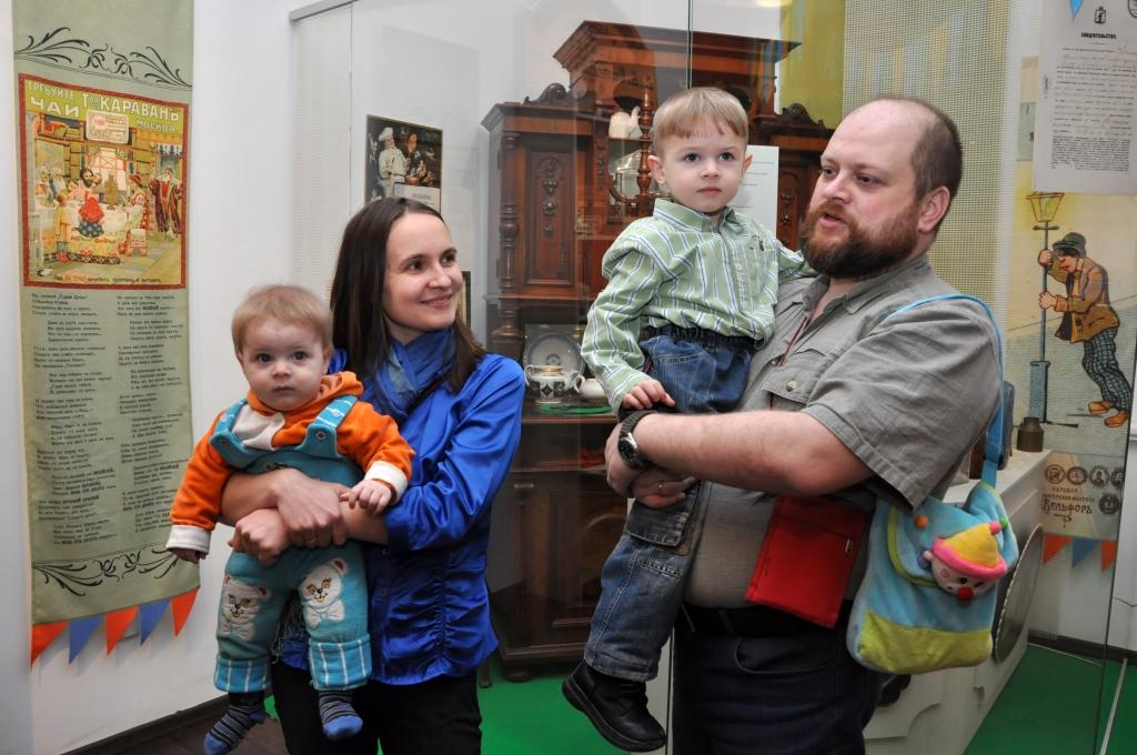 Многодетные семьи в каникулы смогут бесплатно посетить ряд музеев