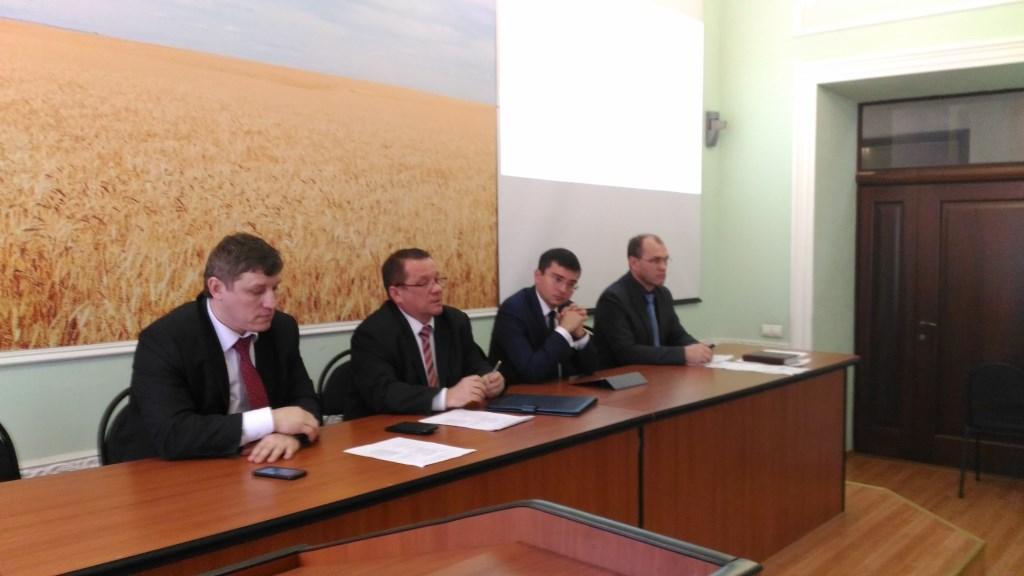 Первый агропромышленный кластер будет создан в Ярославской области