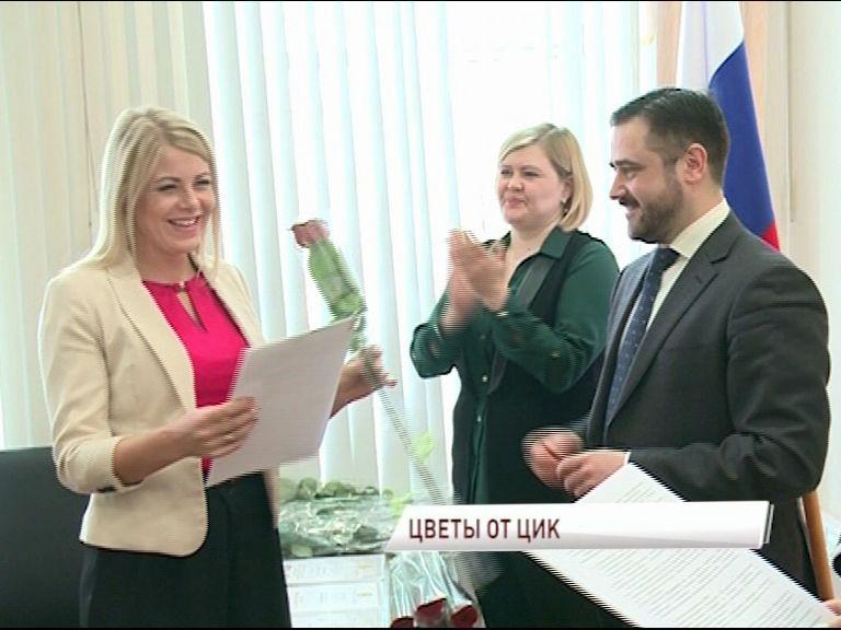 «Первый Ярославский» получил благодарственное письмо от руководства центральной избирательной комиссии России