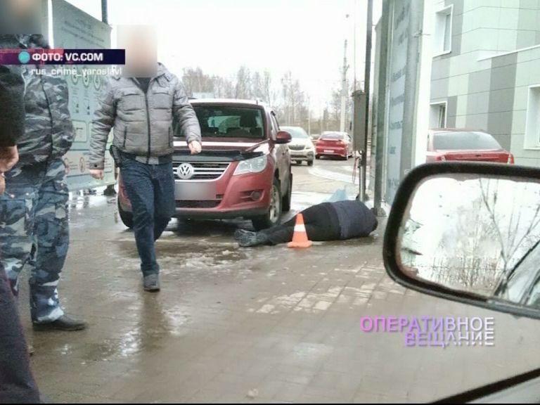 Скончался на автомойке: выясняются причины смерти ярославца