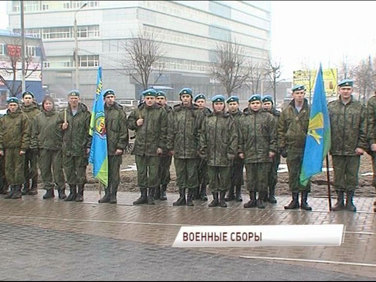 Больше полусотни ярославских мальчишек и девчонок отправились в Кострому на военно-патриотические сборы