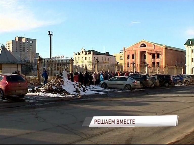 Жители Рыбинска высказались «за» благоустройство стадиона «Взлет»