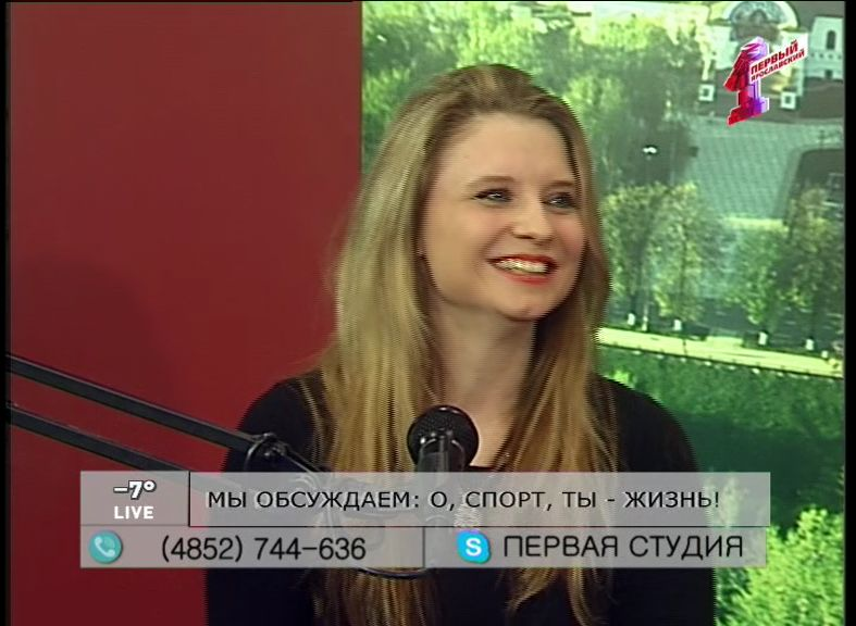 Татьяна Певнева – боец ММА в гостях у