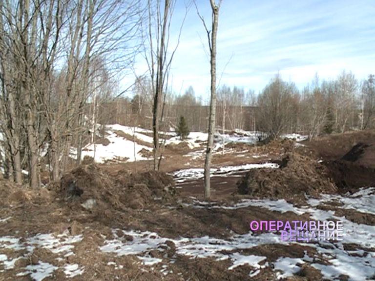Природоохранная прокуратура заставила организацию убрать все промышленные отходы, которая та свозила в Даниловский район