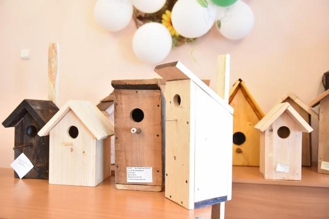 В рамках месячника благоустройства стартовала акция «Подари дом птице»