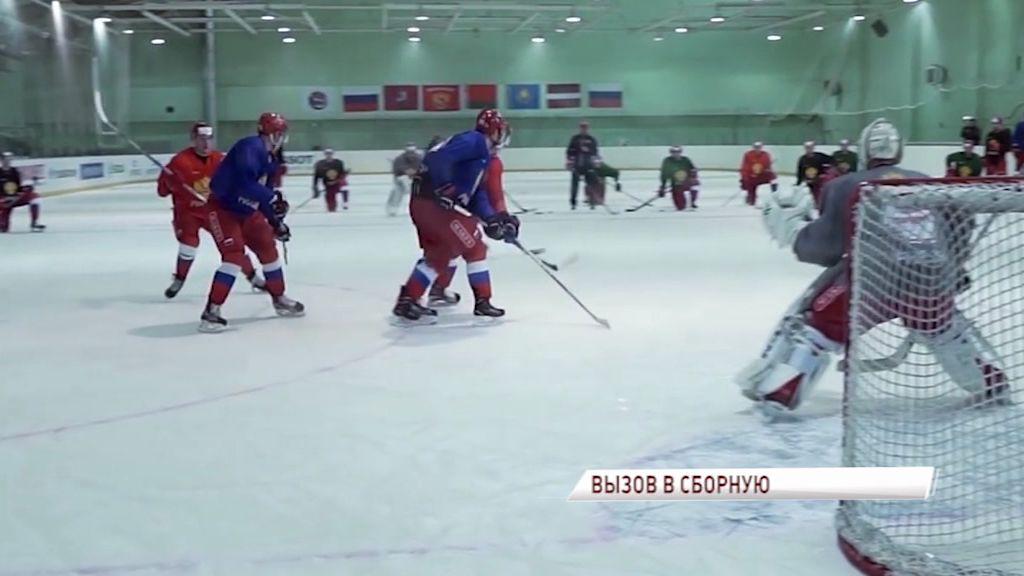 Четверо хоккеистов «Локомотива» получили вызов в олимпийскую сборную России