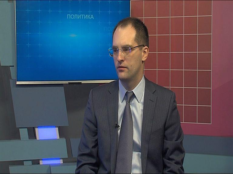 Программа от 5.04.17: Роман Колесов