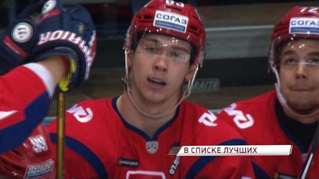Шайба Павла Красковского в топ-5 по итогам финалов конференций в КХЛ