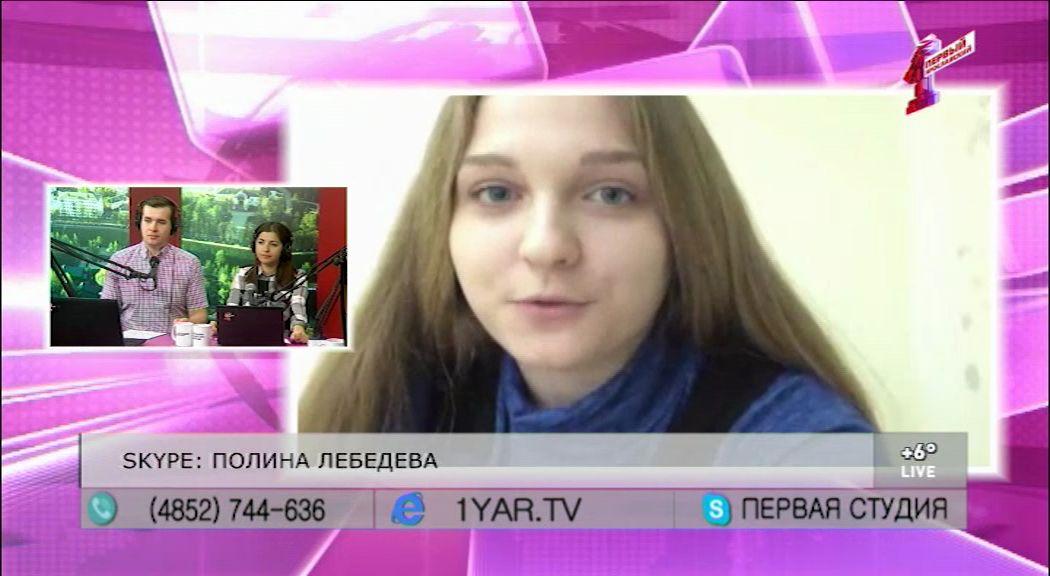 Полина Лебедева: о тотальном диктанте