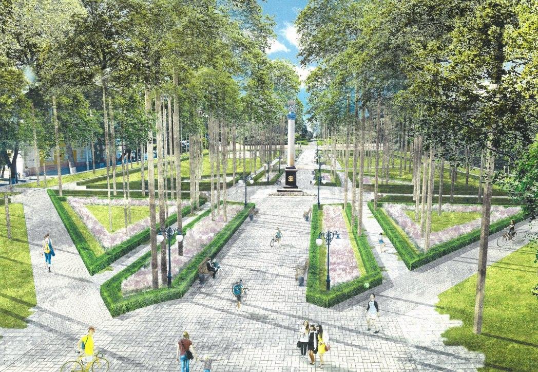 Дмитрий Миронов: «Воссоздадим историческую планировку и стилистику Демидовского сквера»