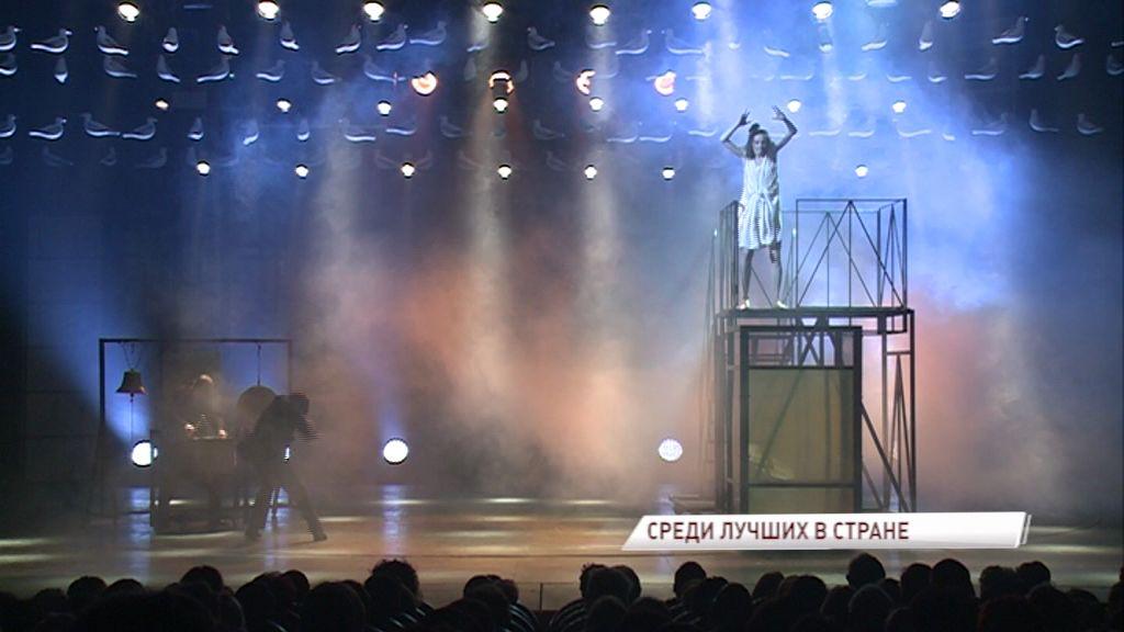 Волковский представил «Чайку. Эскиз» в столице на фестивале «Золотая маска»