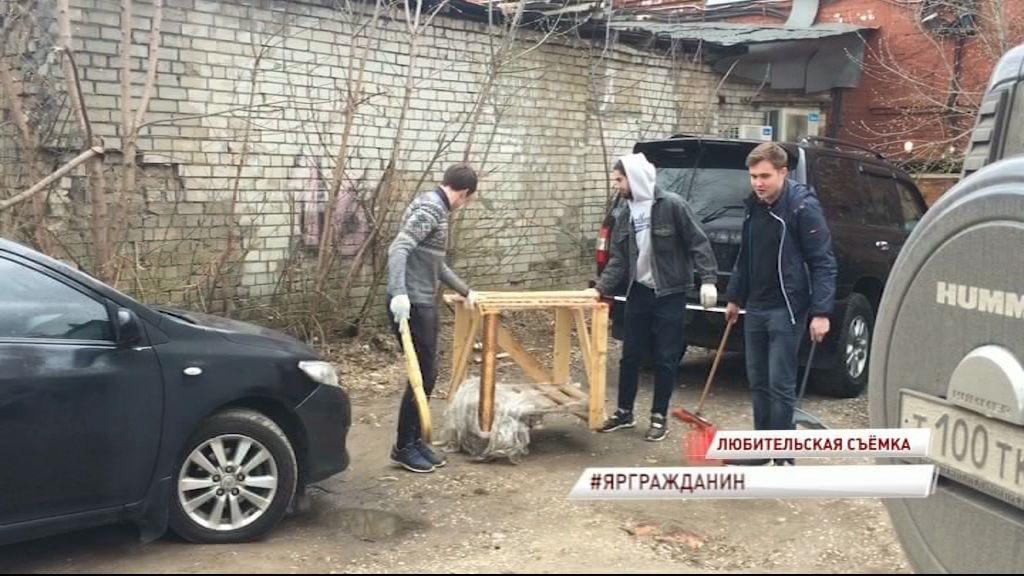 Эстафета чистоты набирает обороты в ярославском сегменте интернета