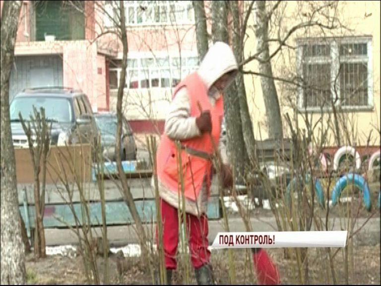 Ярославские дворы ждет проверка