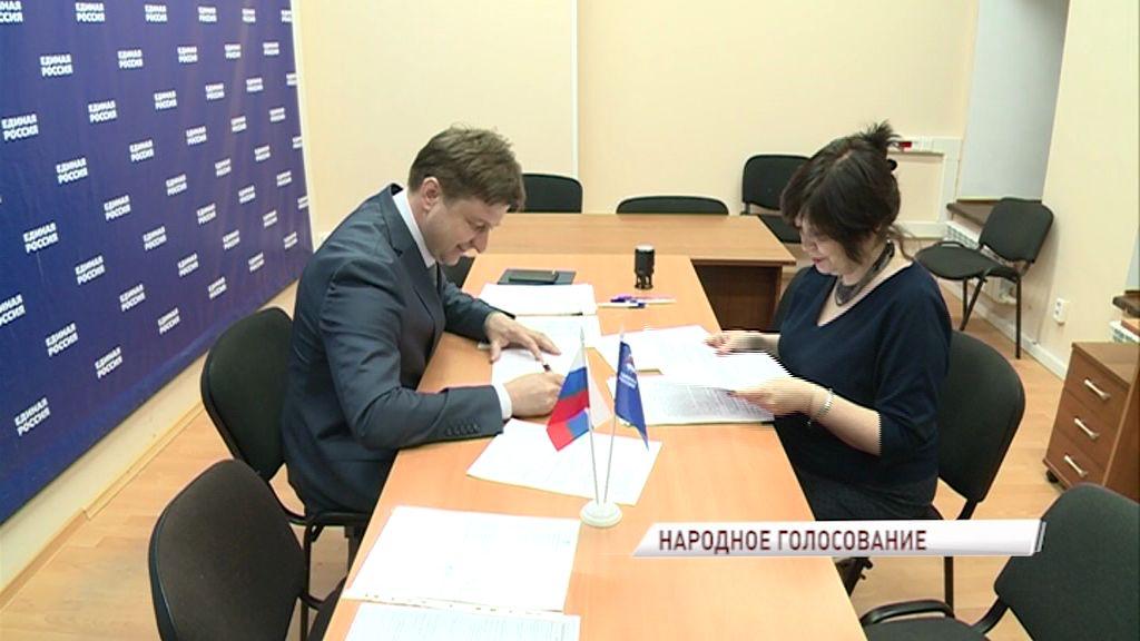 Количество зарегистрировавшихся кандидатов для участия в предварительном народном голосовании перевалило за 70 человек