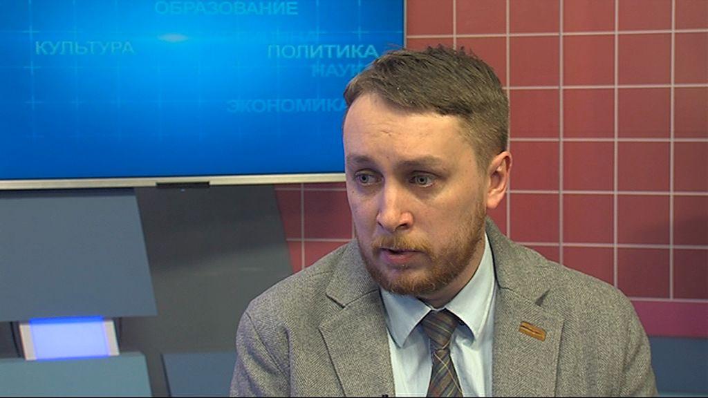 Программа от 14.04.17: Михаил Кудряшов