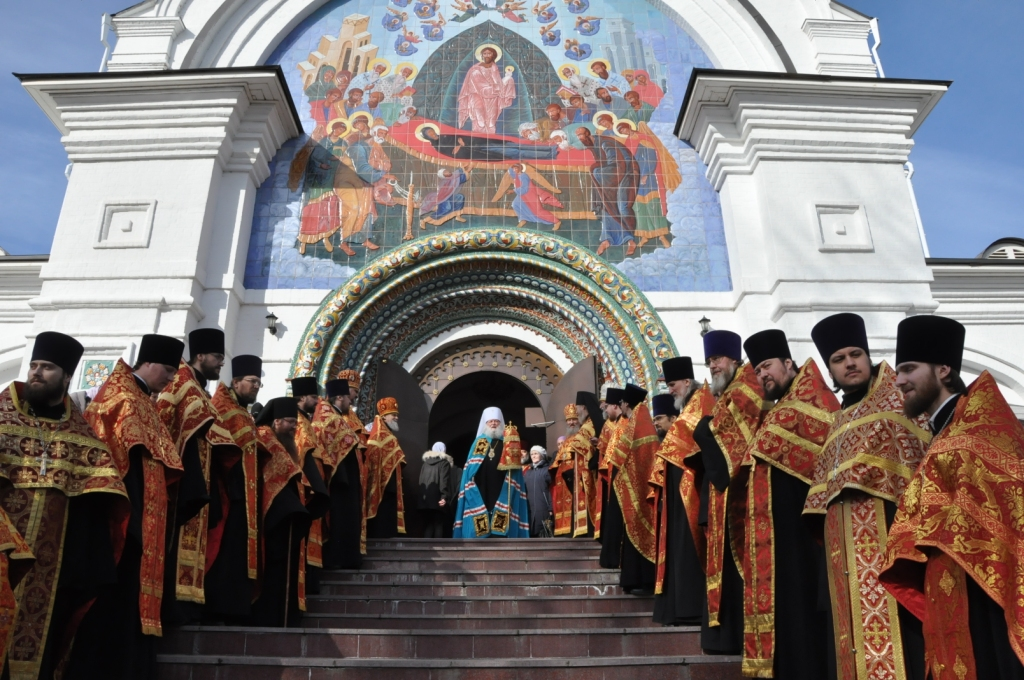 Как ярославцы отпраздновали Пасху
