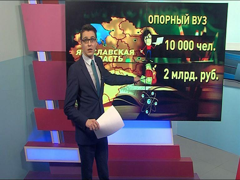ЯрГУ им. Демидова - опорный вуз Ярославской области: какие изменения ждут «вышку»