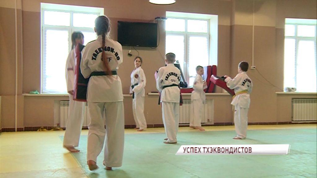 25 наград различной пробы привезли ярославские тхэквондисты с чемпионата России