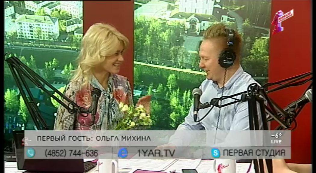 Ольга Михина: «Я страдаю из-за гвоздик»