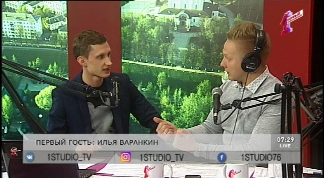 Илья Варанкин - все о фестивале БТР и замороженных колготках