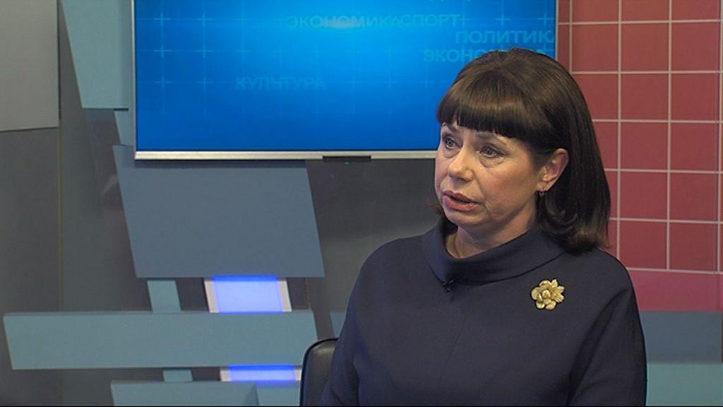 Программа от 19.04.17: Марина Башмашникова