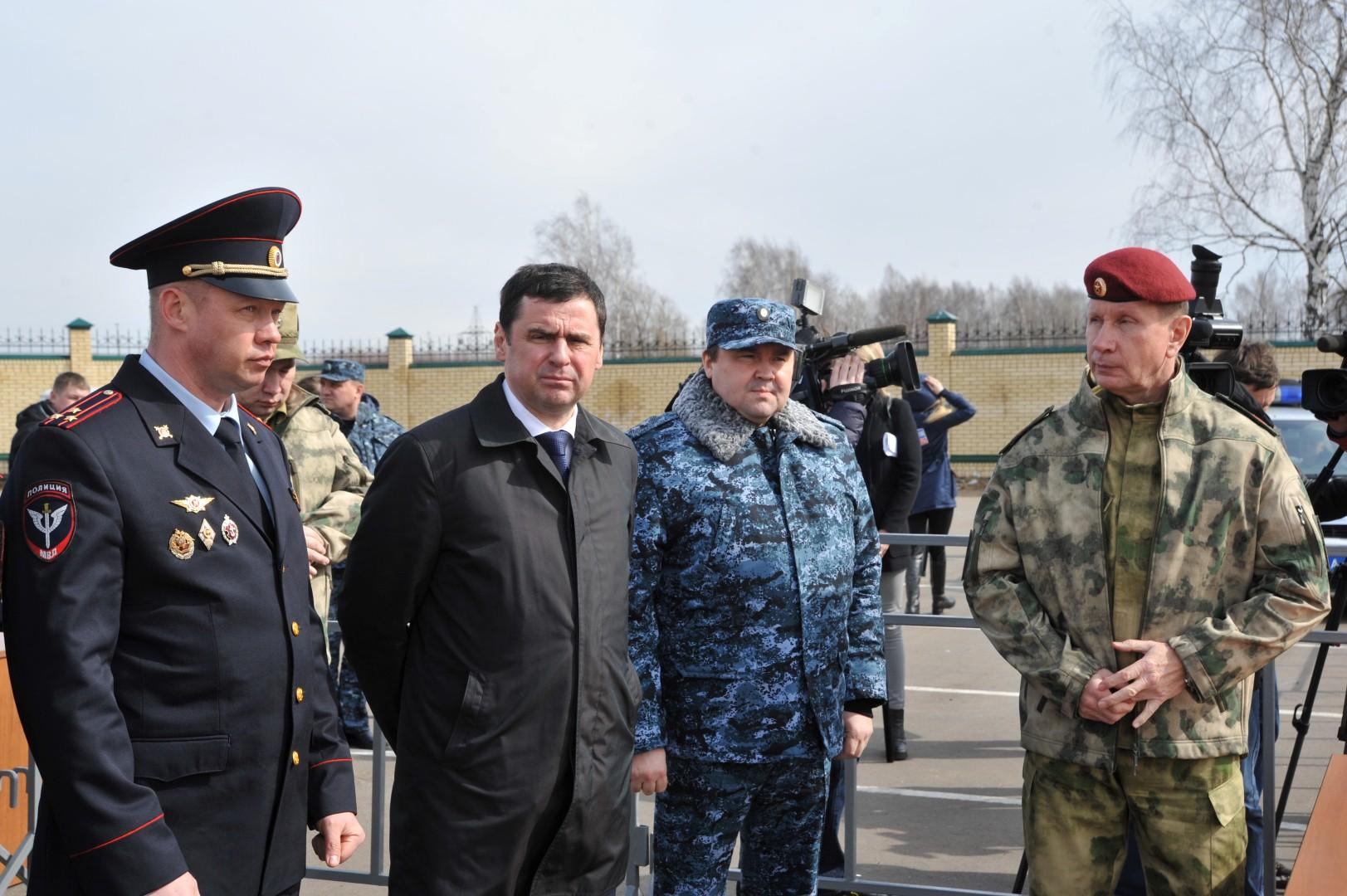 Визит главы Росгвардии в Ярославль: в области будет введена система оперативной защиты фельдшеров