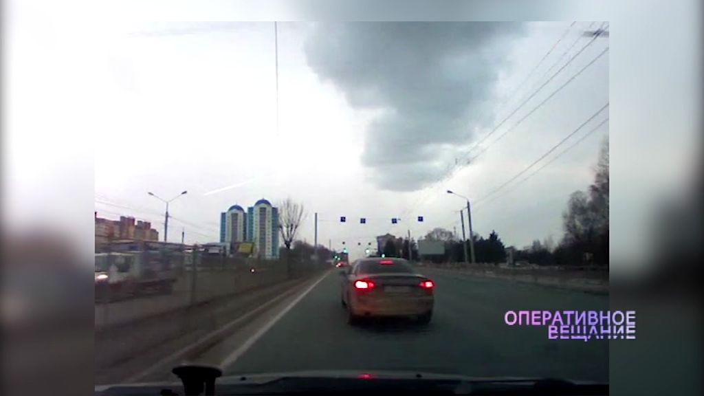 «Грубый» водитель после публикации на «Первом Ярославском» оштрафован