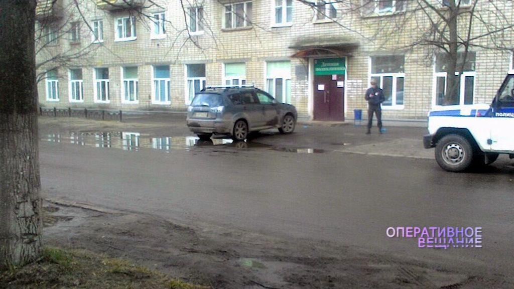 Детскую поликлинику во Фрунзенском районе эвакуировали из-за мобильника