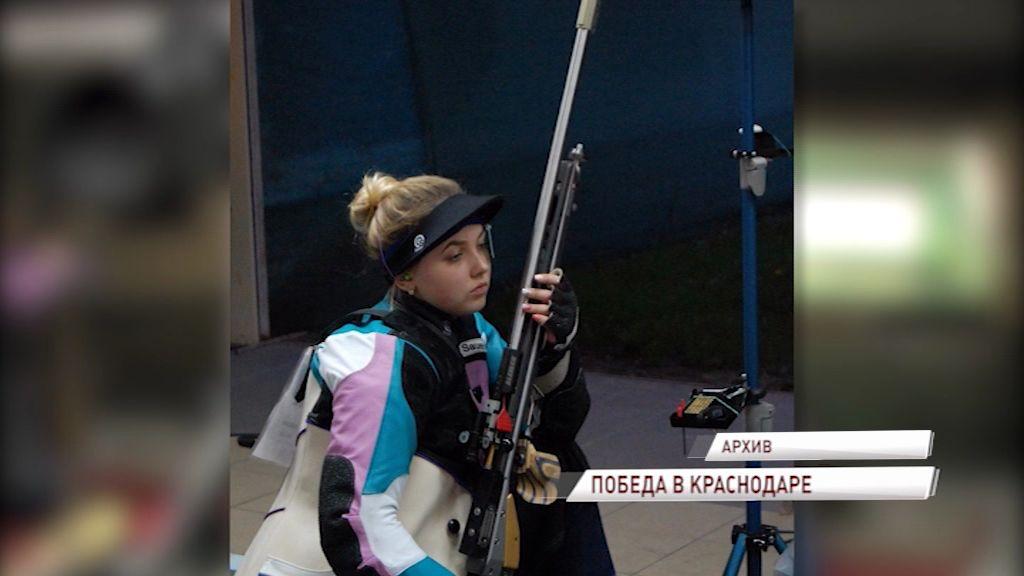 Анастасия Галашина стала победительницей Всероссийских соревнований по стрельбе
