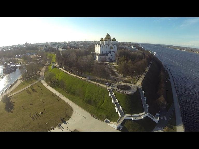 В МЧС назвали время, когда в Ярославле стихнет сильный ветер