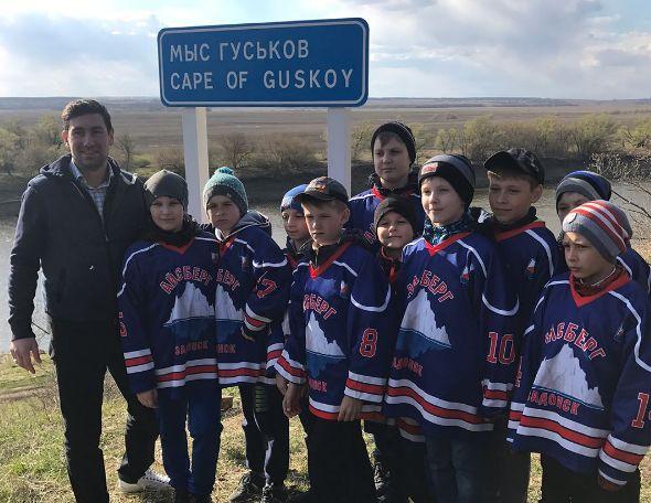 Первый в России географический объект назван именем экс-хоккеиста ярославского «Локомотива»