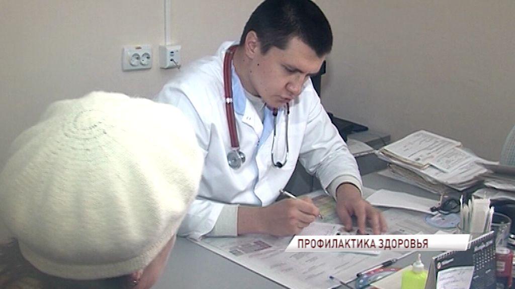 В Ярославской области запустили новый проект по профилактике заболеваемости