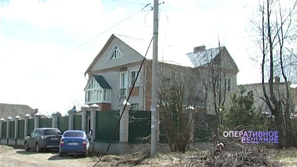 На улице Льва Толстого горел частный дом