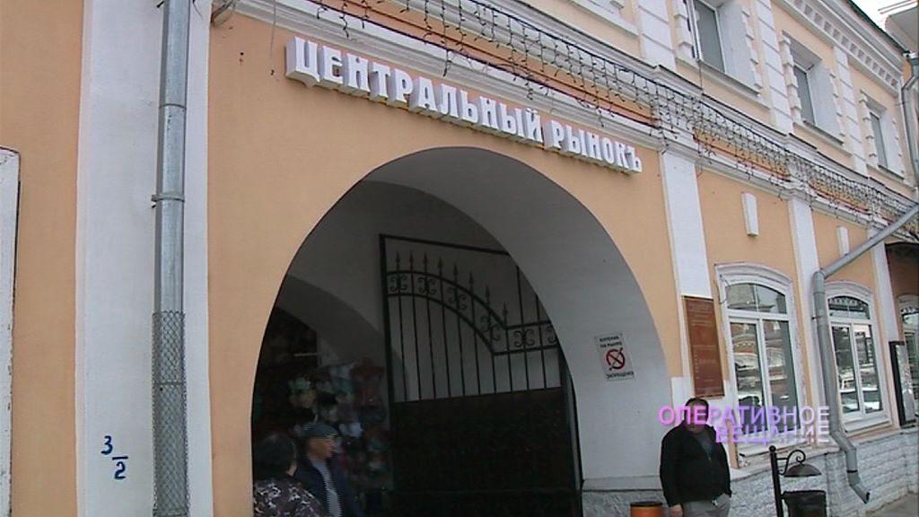 В Ярославле эвакуировали посетителей центрального рынка