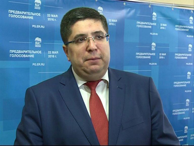 Павла Зарубина лишили депутатских полномочий