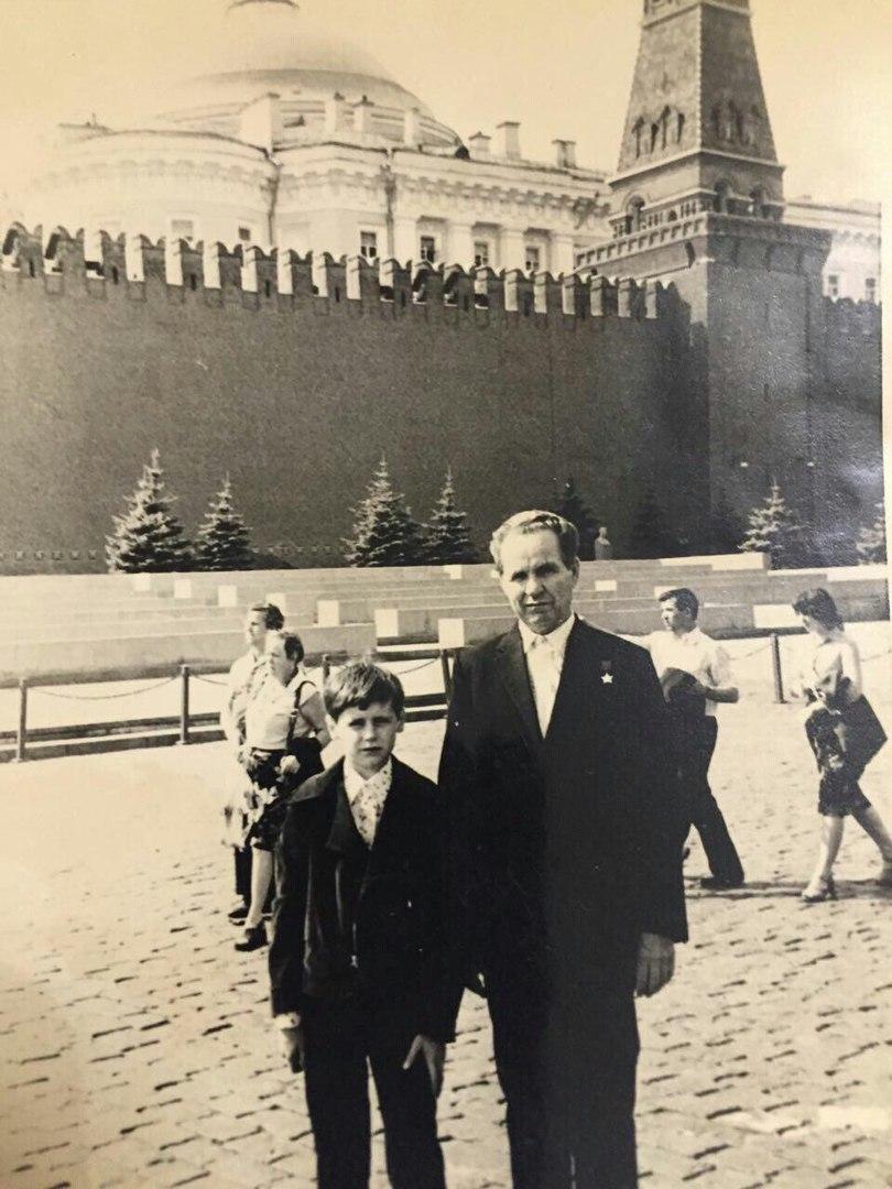 Улицу в Тюмени назвали именем деда Дмитрия Миронова