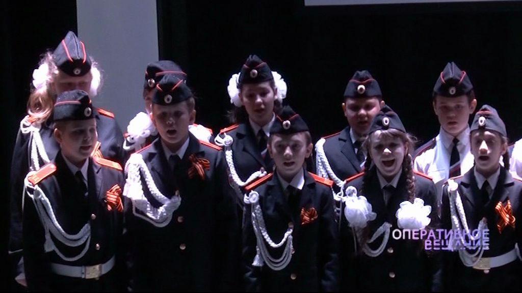 Среди отрядов «Юный друг полиции» силовики провели фестиваль к Дню Победы